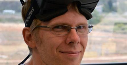 Zenimax acusa a John Carmack de robo de información en demanda contra Oculus