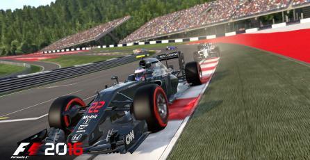 <em>F1 2016</em> desbanca a <em>No Man's Sky</em> en Reino Unido