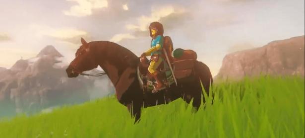 Video de <em>Zelda: Breath of the Wild</em> muestra el poder de las runas