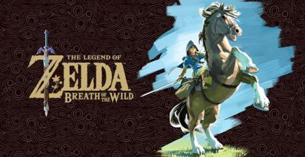 Nuevo video de <em>Zelda: Breath of the Wild</em> nos muestra el uso de las runas