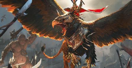 DLC de <em>Total War: Warhamme</em>r presenta 2 Legendary Lords