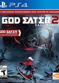 God Eater 2: Rage Burst