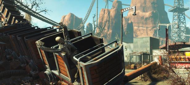 Mira gameplay del último DLC para <em>Fallout 4</em>