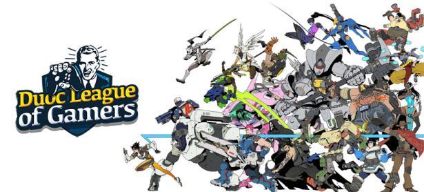 Asiste GRATIS a las finales del <em>DUOC League of Gamers</em> este fin de semana