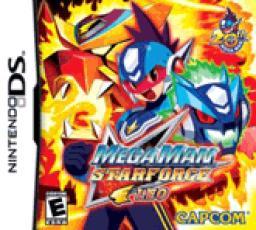 Mega Man Star Force: Leo