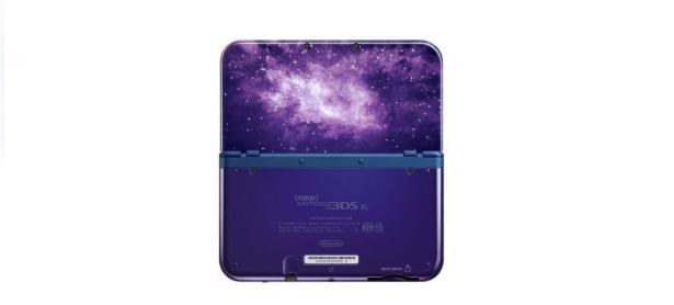 Anuncian nuevo diseño de New Nintendo 3DS XL