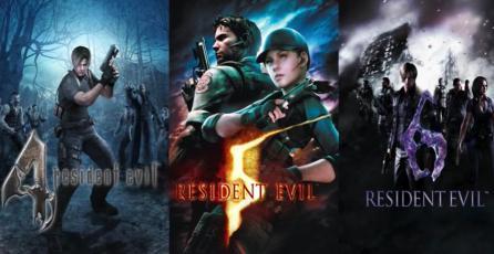 Capcom estrena tráiler de las remasterizaciones de <em>Resident Evil</em>