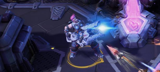 Celebra el update de <em>Heroes of the Storm</em> con personajes gratis