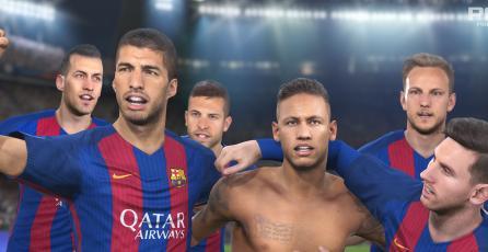 <em>PES 2017</em> incluirá toda la liga brasileña