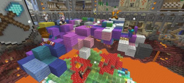 Liberan nuevo modo competitivo para <em>Minecraft</em>