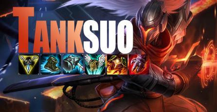League of Legends: Tanksuo recibirá un merecido nerf