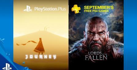 Estos son los juegos de Playstation Plus para septiembre