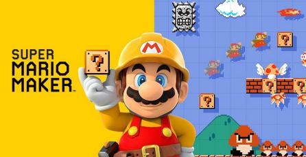 Anuncian <em>Super Mario Maker</em> para Nintendo 3DS