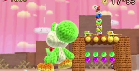 Confirman <em>Yoshi's Woolly World</em> para 3DS