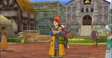 Remake de <em>Dragon Quest VIII</em> se retrasa para 2017