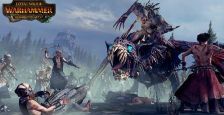 Ya está disponible <em>Total War: Warhammer - The Grim & the Grave</em>