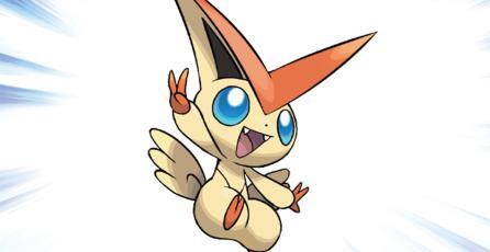 The Pokémon Company regalará a Victini durante septiembre