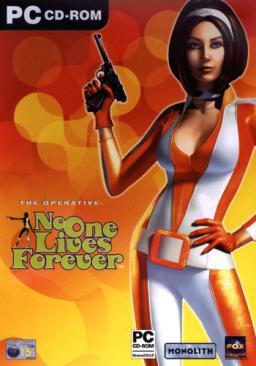 No One Llives Forever