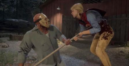 Tráiler de <em>Friday the 13th The Game</em> nos muestra bastante violencia