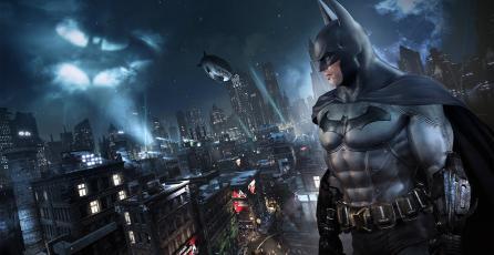 <em>Batman: Return to Arkham</em> saldrá este 18 de octubre