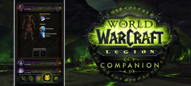 Conoce a Companion App: La aplicación que te ayudará en la aventura de <em>WoW Legion</em>