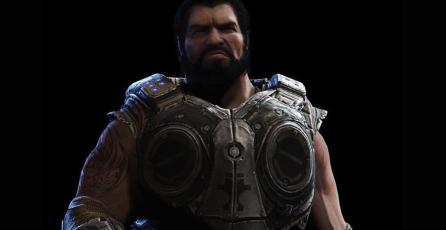Dominic de <em>Gears of War</em> pudo ser mujer