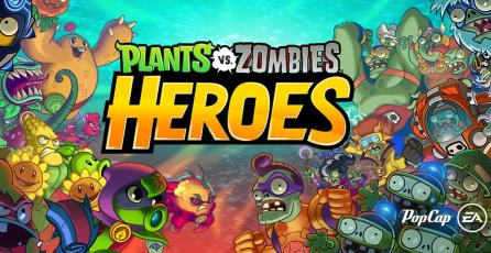<em>Plants vs. Zombies Heroes</em> ya está disponible en México