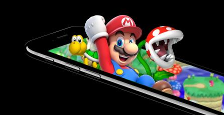¡Super Mario llega a iPhone! ¿Nintendo y Apple?