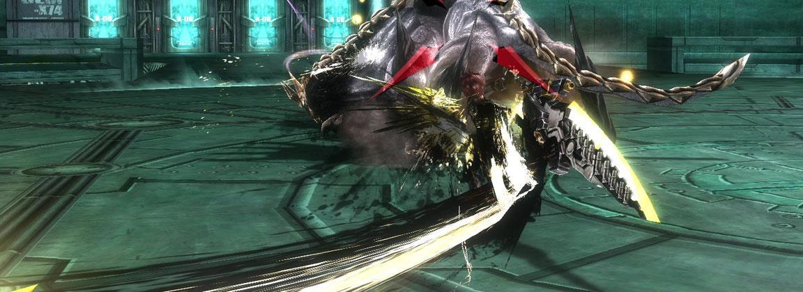 God Eater 2: Rage Burst brilla no por su historia, sino por su facilidad en cuanto a mecánicas y ritmo