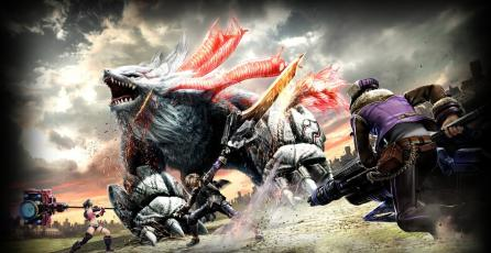 <em>God Eater 2: Rage Burst</em>