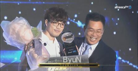 Conoce al campeón de la Liga Nacional de Starcraft II de Korea