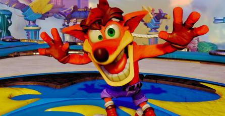 Activision lanza video por el 20.° aniversario de <em>Crash Bandicoot</em>