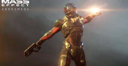 Imágenes de <em>Mass Effect: Andromeda</em> en 4K