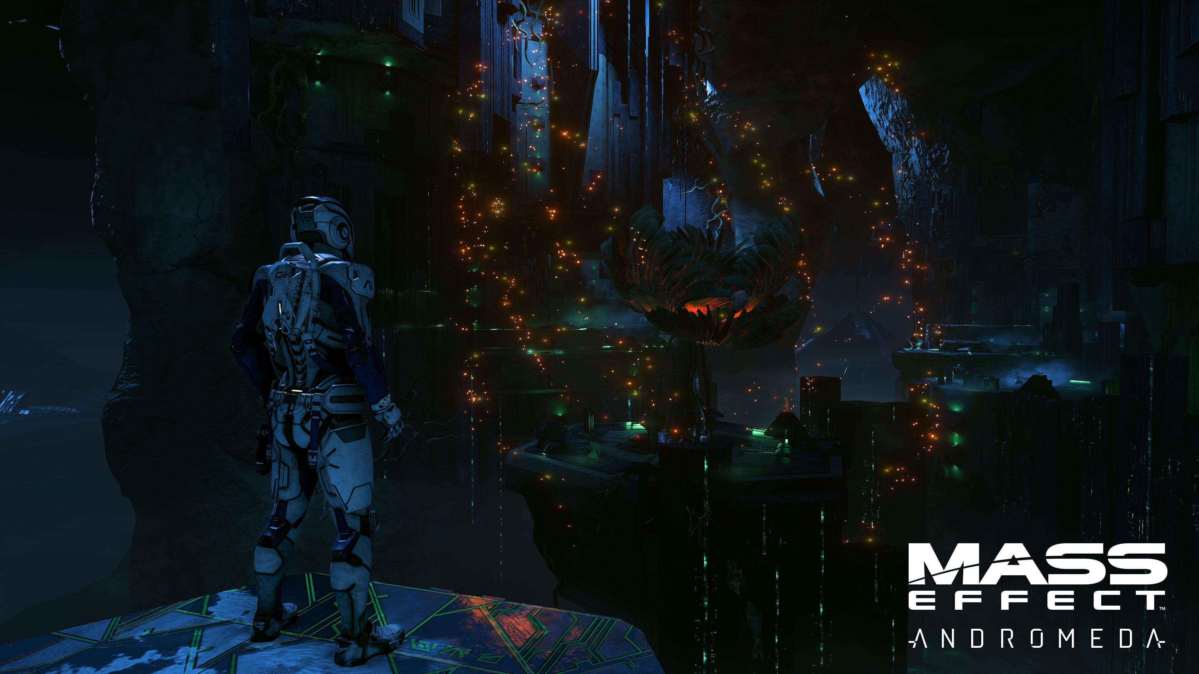 Imágenes De Mass Effect Andromeda En 4k Levelup