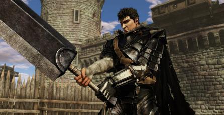 Ve aquí el nuevo gameplay de <em>Berserk</em>