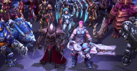 Parche para <em>Heroes of the Storm</em> agrega nuevo héroe y más