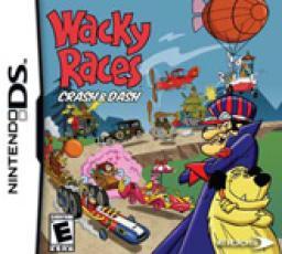 Wacky Races: Crash & Dash