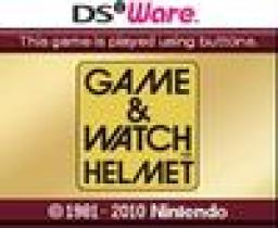 Game & Watch Helmet
