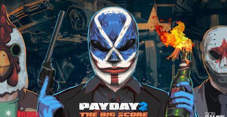 <em>PAYDAY 2: The Big Score</em> ya está disponible para Xbox One