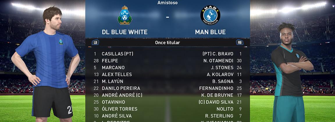 Para reclutar del Porto y el City, tendrás que memorizar sus nuevos nombres