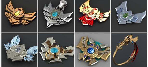 Conoce al diseñador de joyas que basa sus creaciones en League of Legends y Overwatch