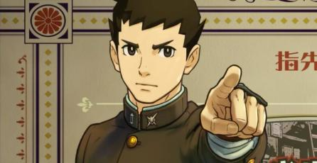 Anuncian <em>Great Ace Attorney 2</em>