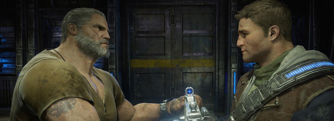 Gears of War 4 es una perfecta bienvenida para los jugadores que no conocen la serie