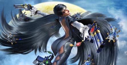 Platinum Games muestra el amiibo de Bayonetta