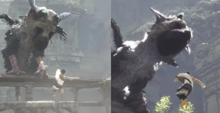 Video comparativo de <em>The Last Guardian</em> en el E3 2015 y último tráiler
