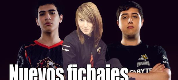League of Legends: Estos serían los nuevos fichajes de Kaos Latin Gamers