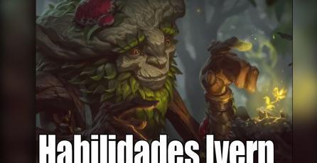 League of Legends: Habilidades de Ivern, el padre verde