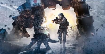 Checa el nuevo trailer con gameplay de <em>Titanfall 2</em>