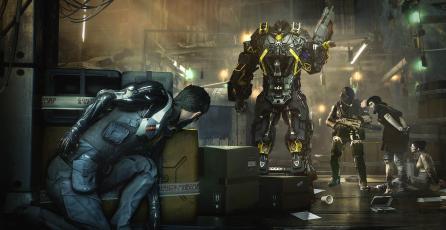 <em>Deus Ex: Mankind Divided - System Rift</em> ya está disponible