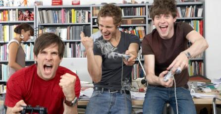 Los videojuegos hacen más felices a los hombres